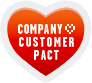 company customer pact heart