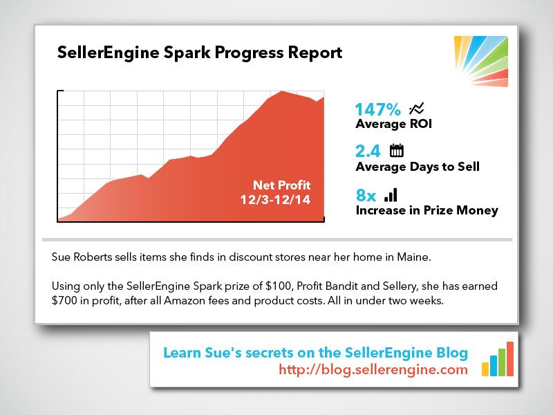 Spark Progress Report