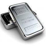 Platinum bars