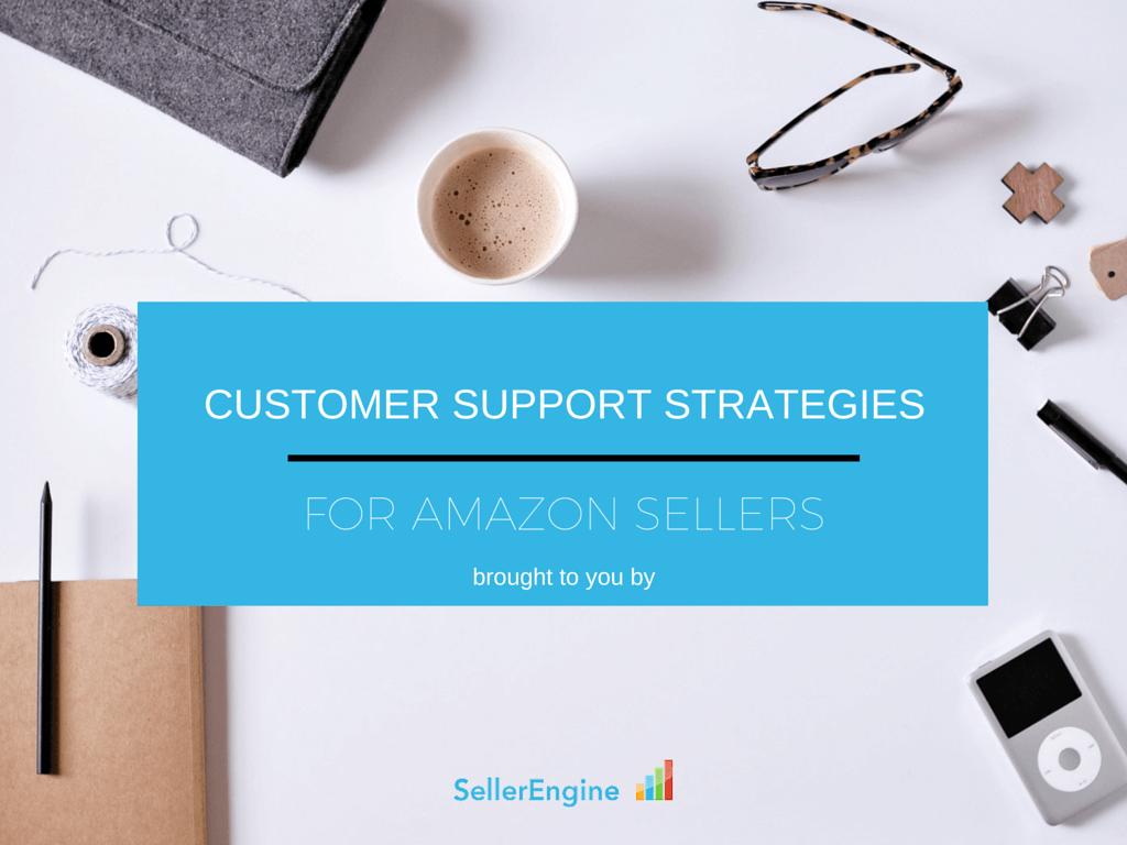 customer support strategies Amazon eBook Cover