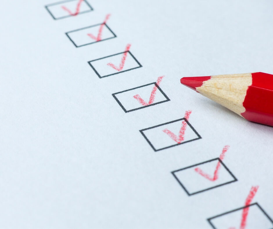Image: BFCM checklist