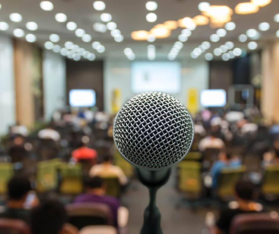 Image: Seller conference,