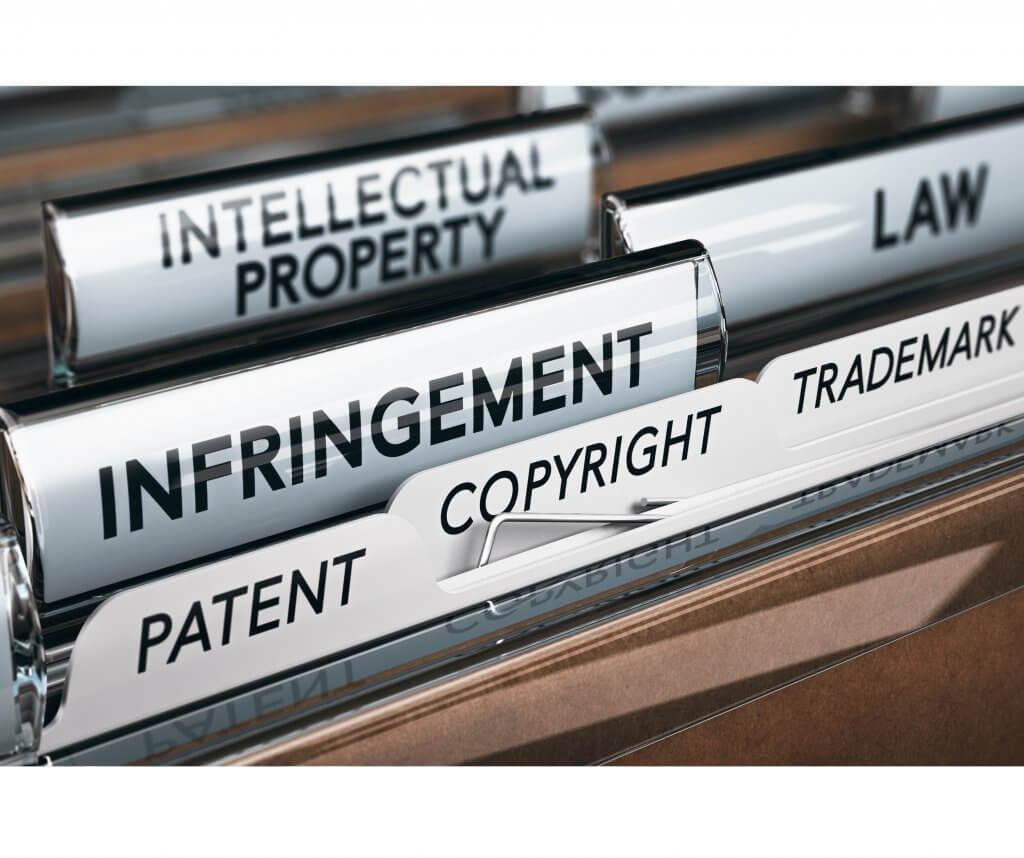 Image: IP infringement