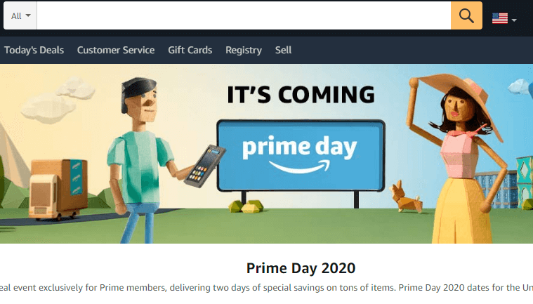 Image: Amazon Prime Day Prep