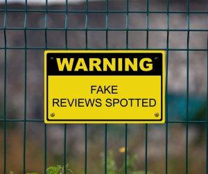 Image: Customer Review Manipulation
