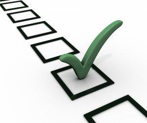 Image: Amazon seller checklist