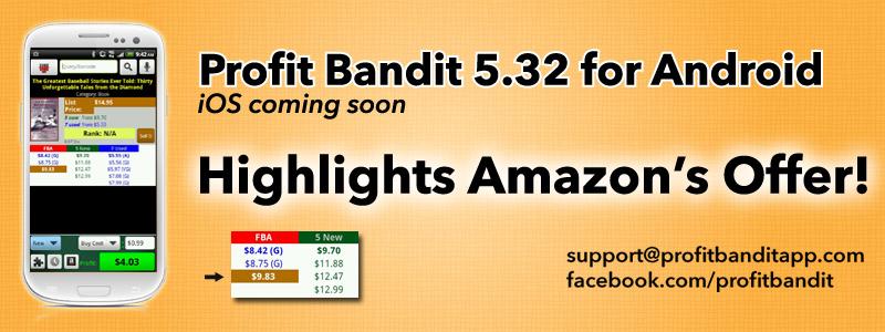 Profit Bandit release