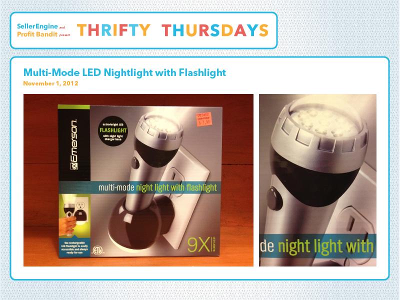 Thrifty Thursday #4