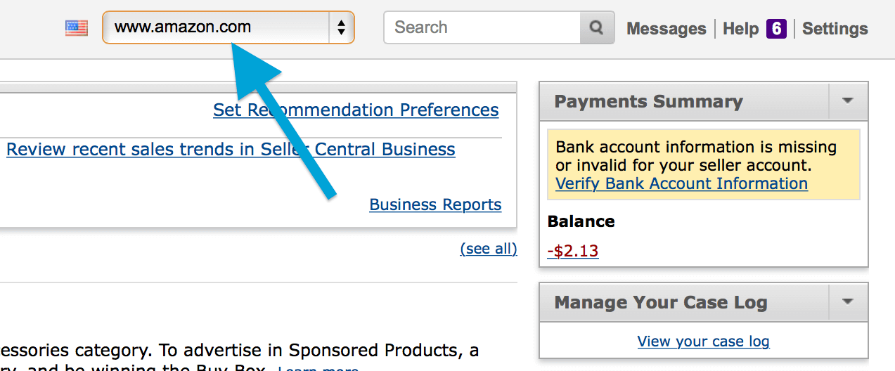 How to cancel amazon seller central account