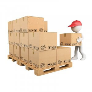 FBA Storage Space