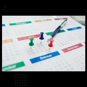 Amazon Calendar