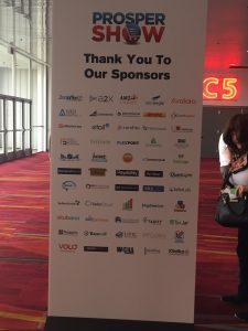 sponsors prosper show 2017