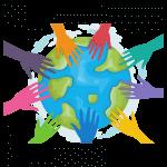 charity world hands