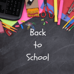 Back to school 2018