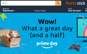 what happened amazon prime day 2018