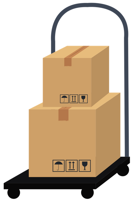 Inbound shipment