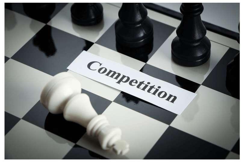 Competition on Amazon