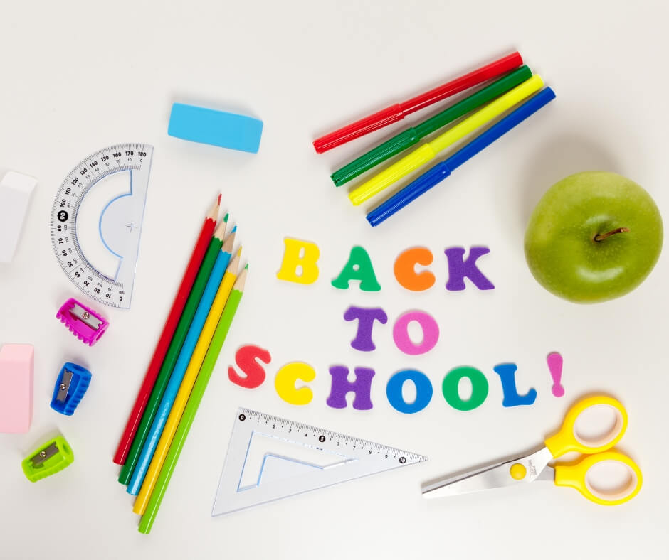 Back to School Amazon Power Tips